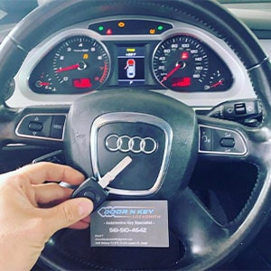 Car Key Locksmith Replacement Services