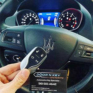 Door N Key Locksmith - Step by Step Guide to Car Key Cutting