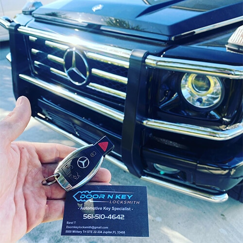 Door N Key Locksmith - Get Your Replacement Car Key At An Affordable Price